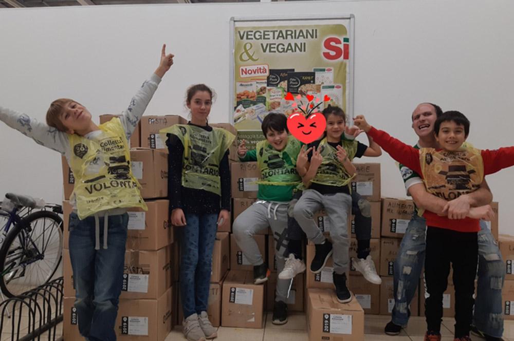 BUY AND HELP: IL PRIMO SUPERMERCATO DEI BAMBINI IN ITALIA!