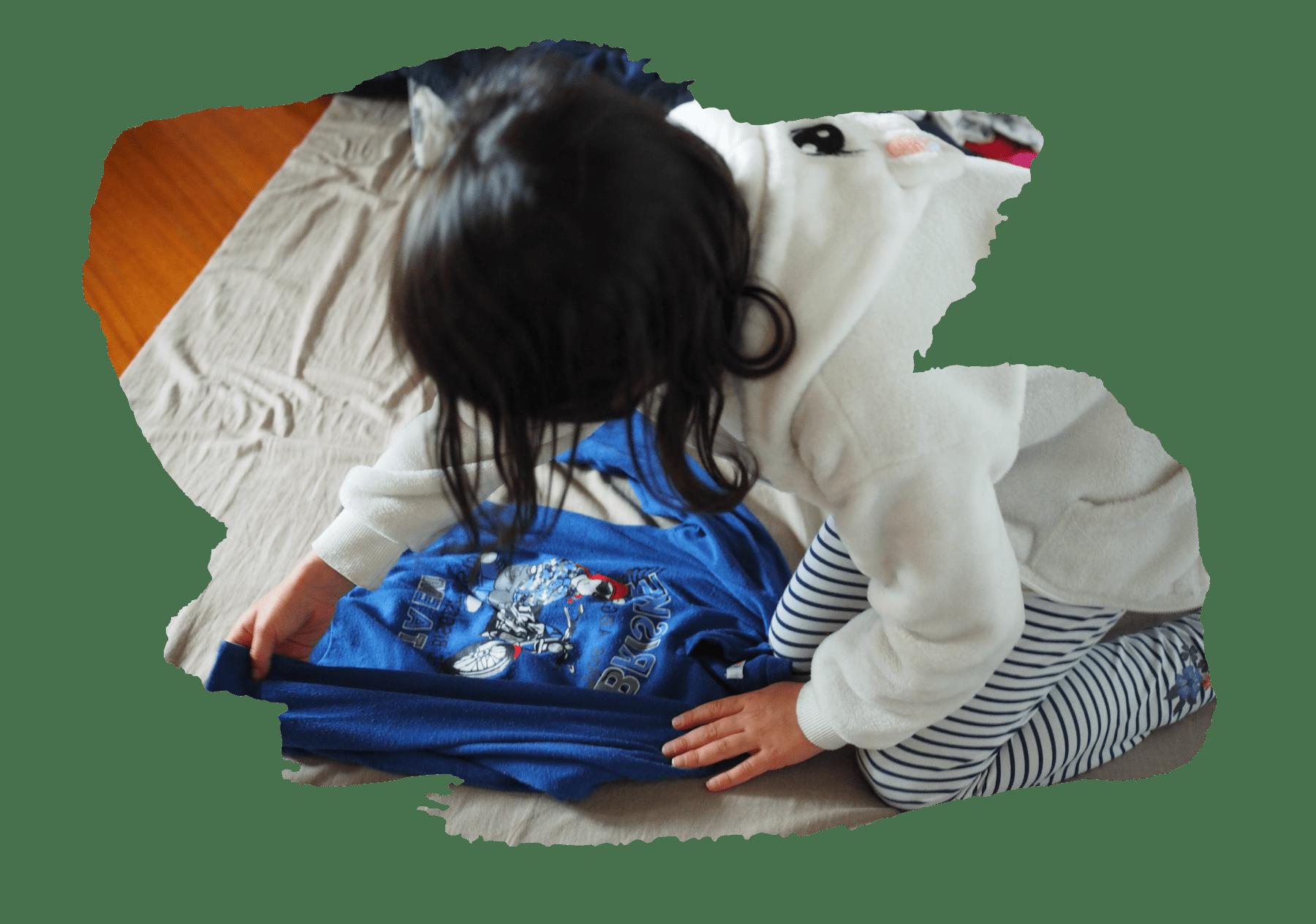 Raccolta e Donazione Vestiario